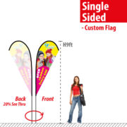 Feather Flag 9'